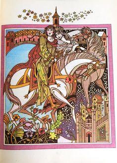 Val Munteanu - Legende populare rom�ne�ti illustrations Illustrations, Illustration Art, Eh Shepard, Harry Clarke, Aubrey Beardsley, Jrr Tolkien, 1 John, Beatrix Potter, Prince Charming