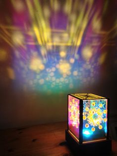 Iridescent lamps by Amberlightsdesigns on Etsy    • So Super Awesome is also on Facebook, Twitter and Pinterest •