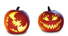 140 Free Pumpkin Carving patterns