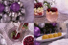 Cocktails et astuces déco pour une soirée branchée sur notre blogue. #cocktail #recette #noel