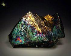 Chalcopyrite and Covellite from the Gidurska mine, Madan ore field, Bulgaria