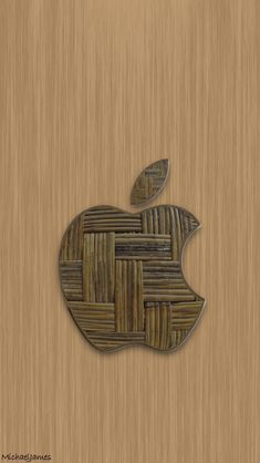 Download Bamboo Apple 640 x 1136 Wallpapers - 4617310 - Apple Logo Bamboo | mobile9