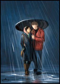 I Love a Rainy Night ^_^ #love   #rain  #RainyNight