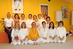 Abschluss der 2 jährigen Yogalehrer Ausbildung