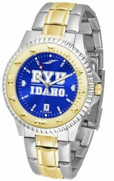 Competitor Anochrome - Two-tone Band - Men's - Men's College Watches by Sports Memorabilia. $95.43. Makes a Great Gift!. Competitor Anochrome - Two-tone Band - Men's