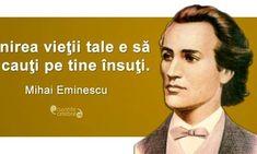 20 citate de Mihai Eminescu. Se aplică cu mare succes și la 165 de ani de la nașterea sa!