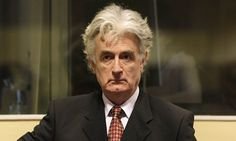 Radovan Karadzic is accused of genocide and crimes against humanity. Is he a war criminal?