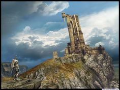 Infinity Blade - the groundhog tower of grinding repetition