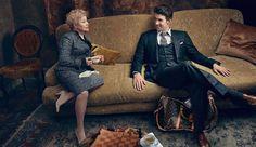 "Louis Vuitton's ""Core Values"" Campaign (2007-2012) By Annie Leibovitz"