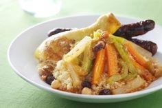 Le Couscous, les recettes de nos chefs