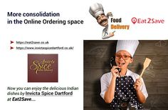 Now you can enjoy the delicious #IndianDishes by Invicta Spice at Eat2Save.  #IndianTakeaway #OrderFoodOnline