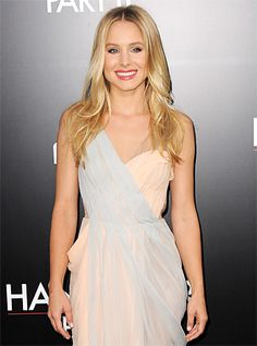 Kristen Bell _Love this dress!