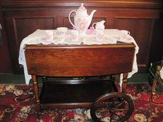 Image detail for -Old English Tea Cart
