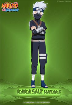 "Kakashi is the son of Sakumo Hatake, also known as the ""Konoha's White Fang"". Kakashi has been known since. Kid Kakashi, Kakashi Hatake, Itachi, Naruto Shippuden, Boruto, Shikamaru, Gaara, Naruto Characters, Fictional Characters"