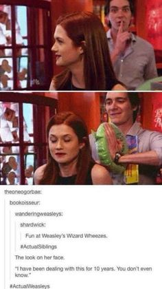 """When Evanna Lynch had an """"impractical dream"""" that sounded ex.- When Evanna Lynch had an """"impractical dream"""" that sounded exactly like something Luna would say. 18 Photos That Prove The """"Harry Potter"""" Actors Are Actually Their Characters - Harry Potter World, Harry Potter Universe, Memes Do Harry Potter, Mundo Harry Potter, Harry Potter Actors, Harry Potter Fandom, Potter Facts, Harry Potter Movie Characters, Evanna Lynch"""