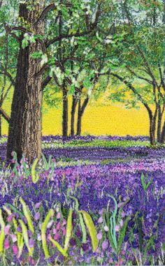 Mitra McQuilton Dans la même veine qu'Alison Holt : peinture réaliste et inspiration nature
