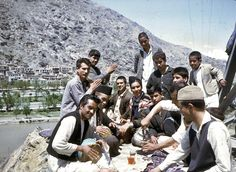 """Photos of Afghanistan in the 1960s - before the attacks by the Soviet Union and the United States - """"Fascinating""""? - ..unbelievable!"""