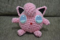 Amigurumi Jigglypuff Pattern : 1000+ images about Amigurumi on Pinterest Kawaii ...