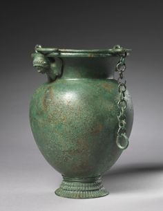 Situla | 500/400 BC | Italy | Etruscan | 6th-5th Century BC