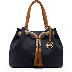 cute!! my next one!  Women's Large Marina Gathered Tote - MICHAEL Michael Kors ($248) found on Polyvore