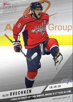 Washington Capitals Hockey, All About Time, Baseball Cards, Superhero, Sports, Hs Sports, Sport