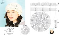 Crochet Hats: models and grids to print!