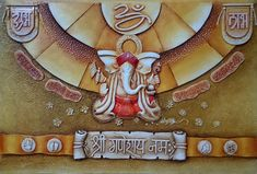 Ganesha – Mural Wall Art
