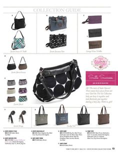 FALL IS JUST AROUND THE CORNER AND THIRTY ONE WILL KEEP YOU IN STYLE AND ORGANIZED!  SHOP ONLINE: www.mythirtyone.com/322454