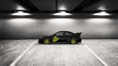 Как вам мой тюнинг #Honda #CivicSi 1999 на 3DTuning #3dtuning #tuning