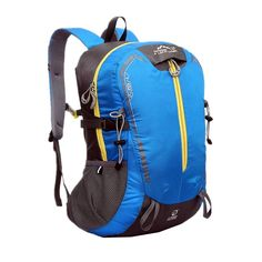 SUNVP 32L Hiking Backpack Water-resistant Daypack Outdoor Sports For Travel Climbing Cycling * Quickly view this special outdoor item, click the image : Womens hiking backpack