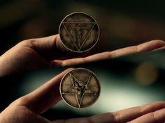 Pentecostal coin - lucifer season 1