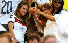 Mulheres de jogadores Alemães