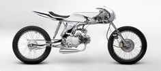 AVA Custom Motorcycle By Bandit9