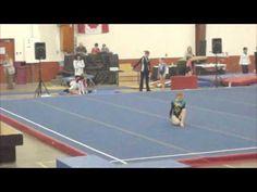 Vanessa B, Gymnastics - Born to try