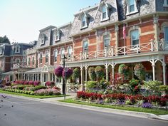 Prince of Wales hotel, Niagara on the Lake, coolest hotel & restaurant ever, plan FAR ahead because reservations need to be made long time ahead.