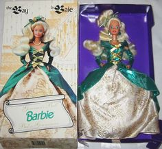Mattel - Governor's Ball - The Hudson Bay 325th Anniversary - BARBIE DOLL…