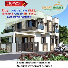 Buy 1 Plot & Get 1 Free in #Dholera. Book Now @ Just Rs. 5000/- & at Zero Down Payment.http://bit.ly/1JE8nGb
