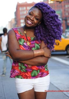 SOHO, New York City Photographer: Damion Reid Instagram: BOTBW2013 https://www.facebook.com/pages/Beauty-of-the-Black-Woman/1400572206821692