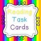 6 fiction reading task cards to help integrate reading and writing.    Lori  Teaching With Love and Laughter  Facebook  Pinterest  ...