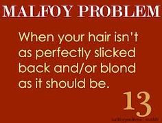 malfoy problems - Google Search