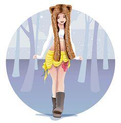 Acho que mesmo quem não curte festival de música, gosta de espiar os looks de quem vai! A galera é mais ousada e cria visuais bem diferentes do dia a dia, né? Até as princesas Disney entraram nessa onda ~Coachella~. Duas artistas, a Andi Bokelmann e a Tiffany Egbert, tiveram essa mesma ideia: reimaginaram princesas Disney em festival de música, com aqueles looks bem característicos: muito top, crochê, franjas, short jeans e botinhas, além...