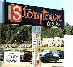 Storytown USA - now Great Escape Six Flags in Lake George, Adirondacks, NY Lake George Ny, Lake George Village, Adirondacks Ny, Glens Falls, Summer Vacation Spots, Fun Winter Activities, Lakefront Property, Essex County, Roadside Attractions