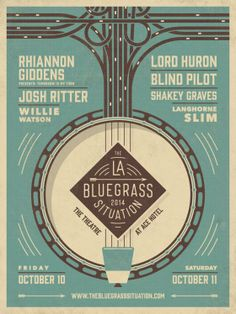 Six Degrees of Roots Music at the 2014 LA Bluegrass Situation | The Bluegrass Situation