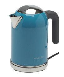 Kenwood kmix waterkoker 1 liter blauw