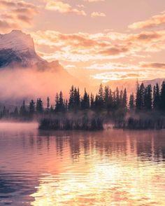 erubes1:  Golden mornings in Canada  Come say hi ...