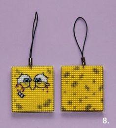 SpongeBob - breloczek (8)