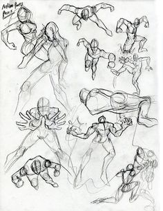 If you use any of my poses, it'd be nice to be credited. Thanks in advance! Another small sketch dump. Random fight scenes and poses. Any poses you'd like to see? Let me know. I'll probably make a ...