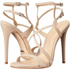 Amazon.com: Schutz Women's Maggy Dress Sandal: Clothing ($190) ❤ liked on Polyvore featuring shoes, sandals, heels, dress sandals, schutz sandals, schutz footwear, dress sandals shoes and schutz