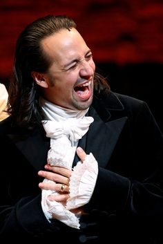 35 Pictures Of Lin-Manuel Miranda That Prove He Is Actual Sunshine