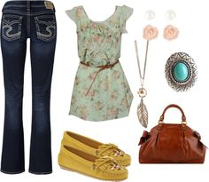 """""""country chic"""" by barnsonsarianne on Polyvore"""